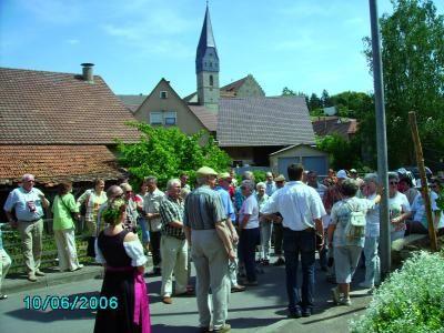Markelsheim Ortsführung