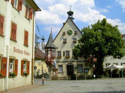 Markelsheim Rathaus