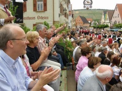 Markelsheim Weinfest