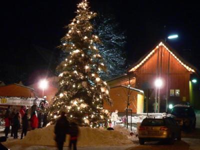 Adventsmarkt in Sprollenhaus