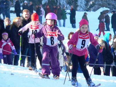 Einmalig: Fassdaubenrennen auf dem Sommerberg