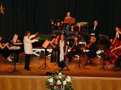 Festkonzert des Baluta-Orchesters