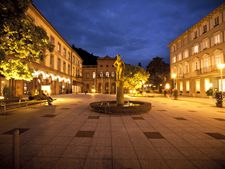 Mokni's Palais Hotel & Spa - Rossini & Badhotel