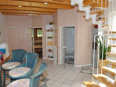 Sauna, Dampfbad