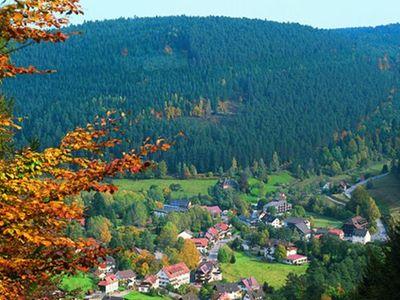 HotelSchwarzwaldhof,Talblick