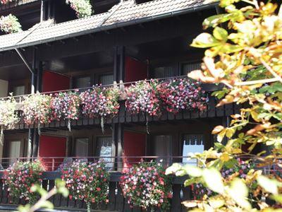 HotelSchwarzwaldhof,Balkonansicht