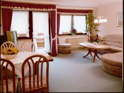 Appartement im Gästehaus