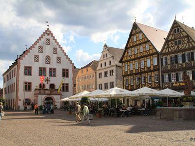 Marktplatz Bad Mergentheim
