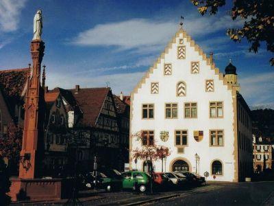 Altes Rathaus Hans-Heinrich-Ehrler-Platz