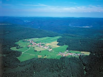 Aichelberg Luftaufnahme