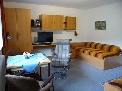 App.2 - Wohn-Schlafzimmer linke Seite