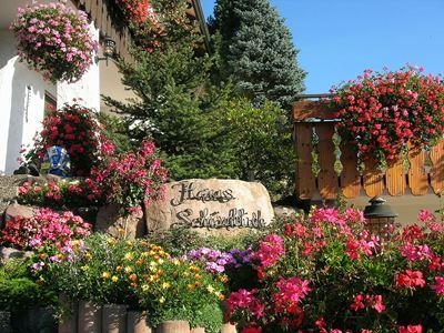 Haus Schönblick - Garten