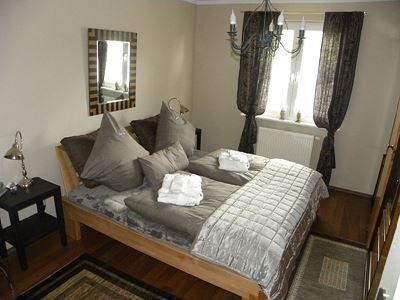 Apartment Schlafzimmer 1