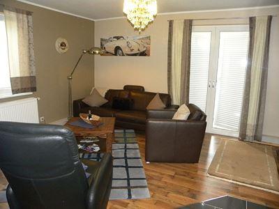 Apartment Wohnzimmer 2