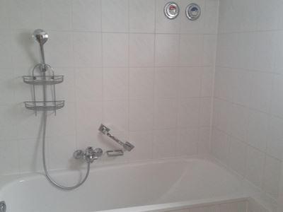 Badezimmer inkl. Wanne