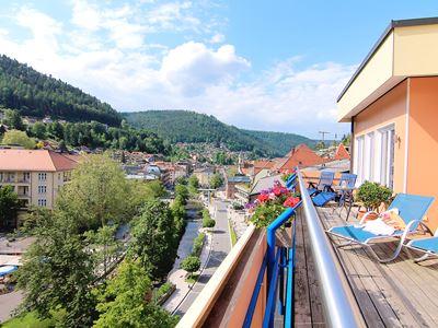Dachterrasse Blick Stadt IMG_1312