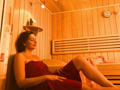 fin. Sauna Entspannung Dirs