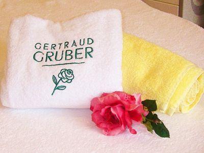 Kosmetik Handtuch GG