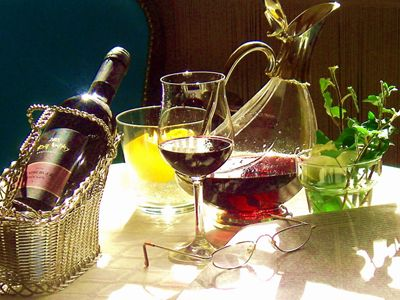 Vino-Theke - Weinanimation  1 b
