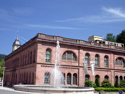 Wildbad Palais Thermal